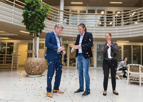 Wetsus, Vitaalste bedrijf van Friesland 2018