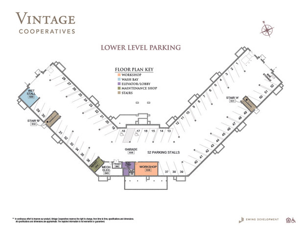 LOWER LEVEL PARKING