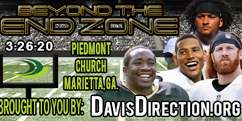 Beyond The End Zone