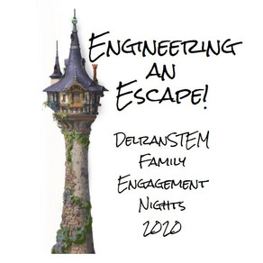 Engineering an Escape for Rapunzel: Families help the heroine out!