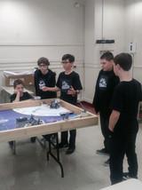 Delran Schools Robotics Teams