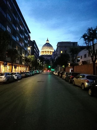 Rome by Night
