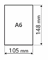 Формат А6