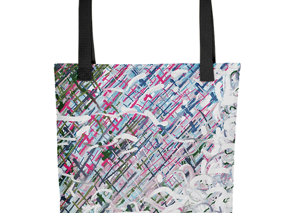 """""""Oh Evergreen"""" 00.9 Tote Bag"""