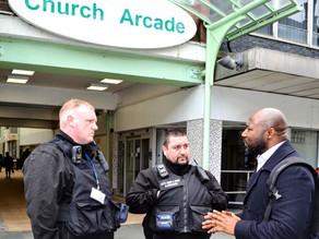 Bedfordshire Businesses need greater police support, says Tory PCC candidate.