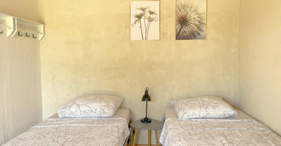 Appartement bed