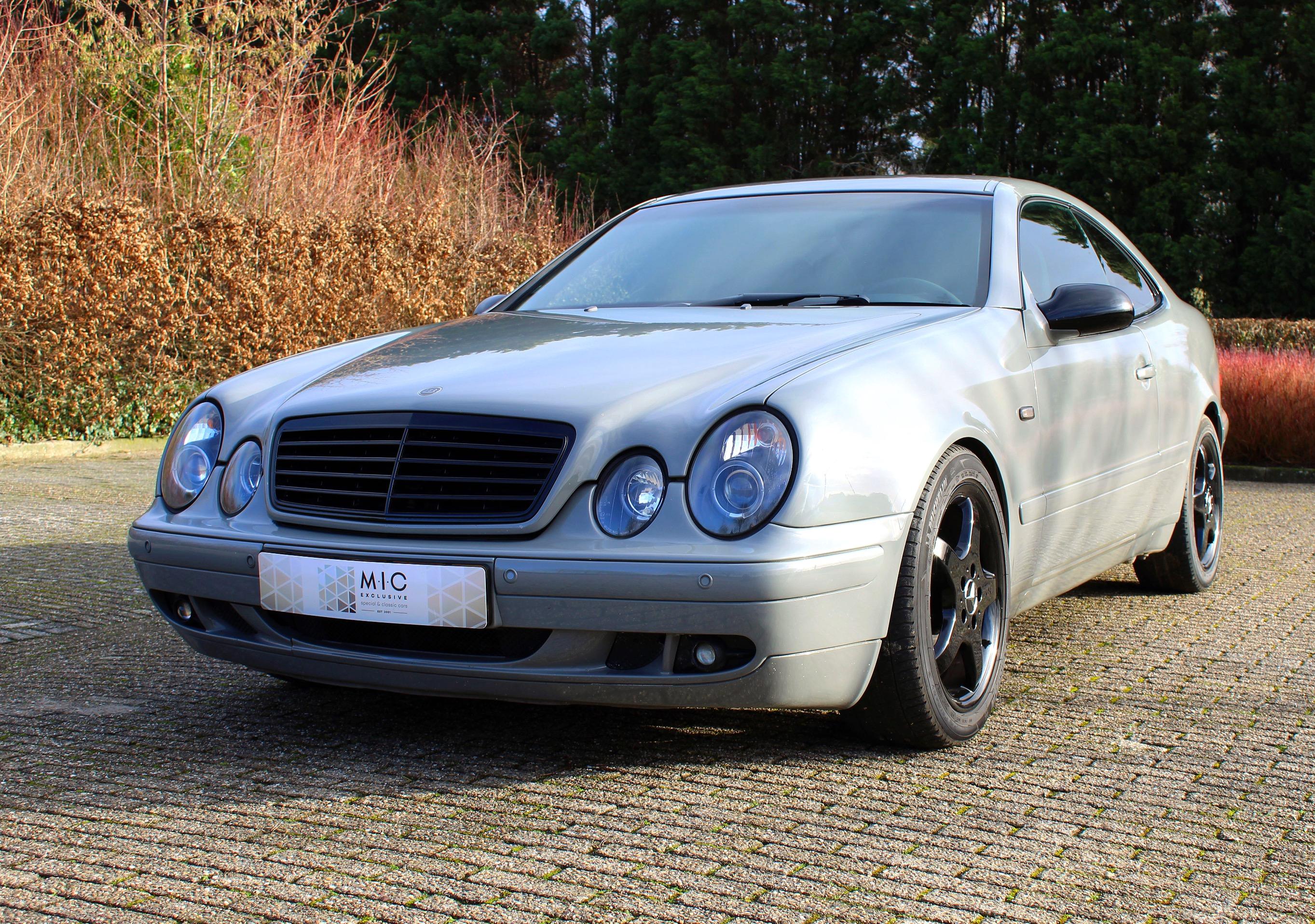 Mercedes CLK 430