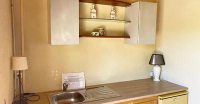 Appartement keuken