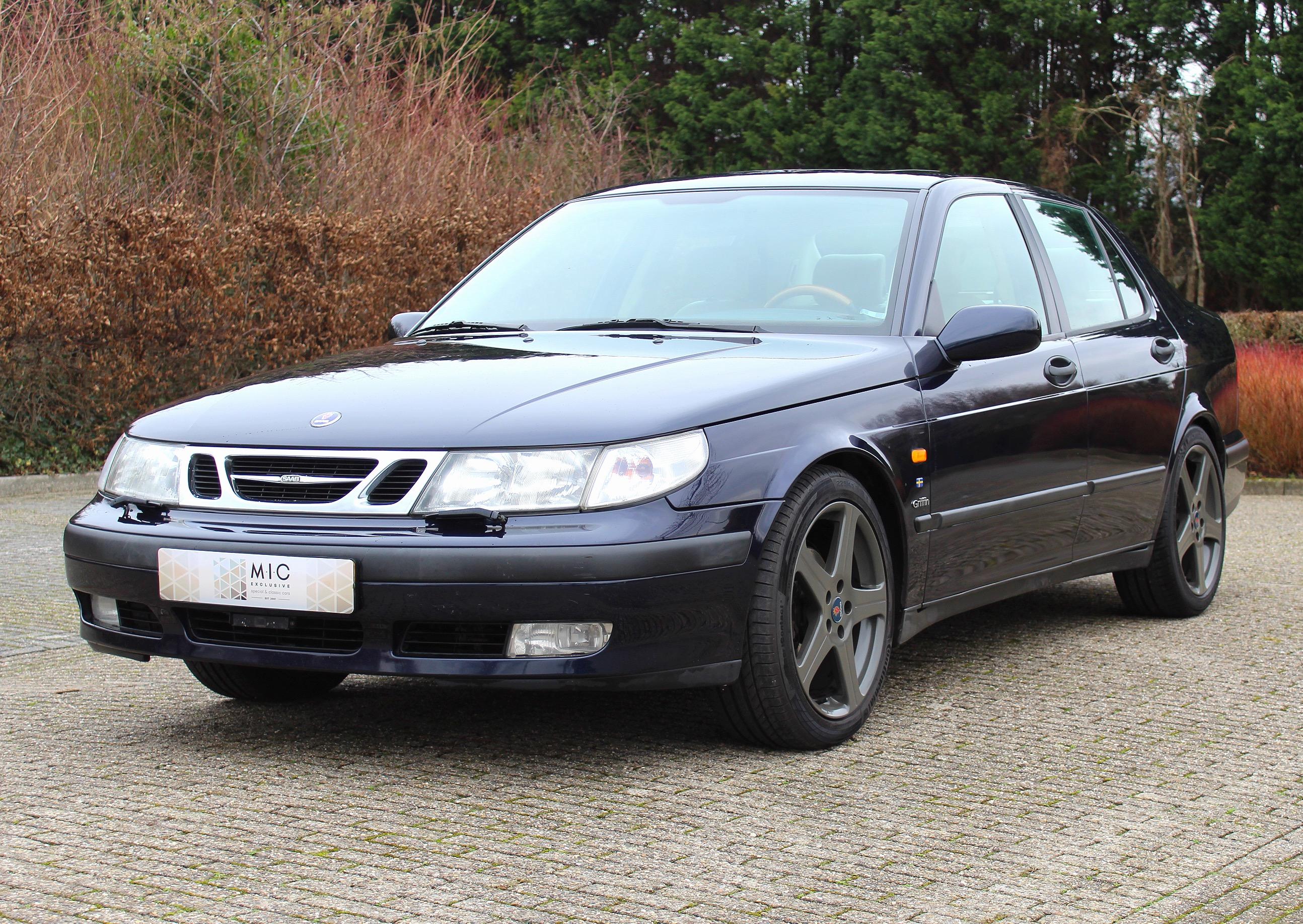 Saab 9-5 3.0 griffin