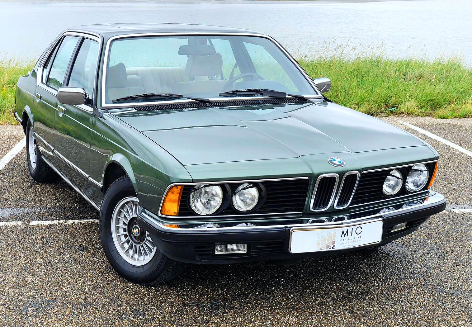 BMW 745I E23 Sedan Automaat