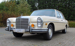 Mercedes 280S 4.5 V8 Automatic (W108)