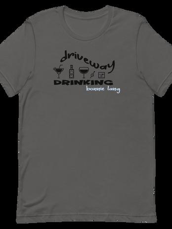Driveway Drinking - Bonnie Lang
