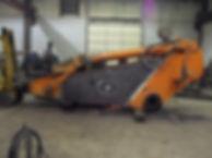 Hitachi 1900 Excavator Boom Stick