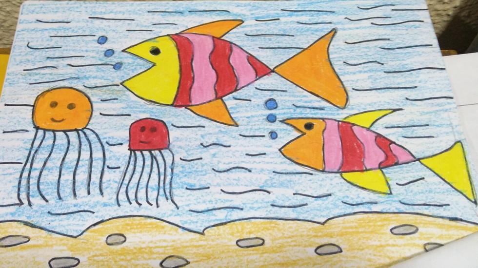 My First Art Work