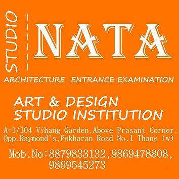 Entrance Preparation Coaching ,NATA , NI