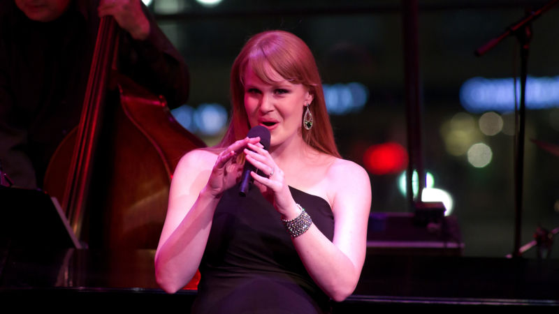 Kate Baldwin in American Songbook Series