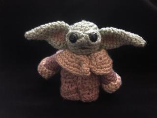 The Child (aka Baby Yoda)