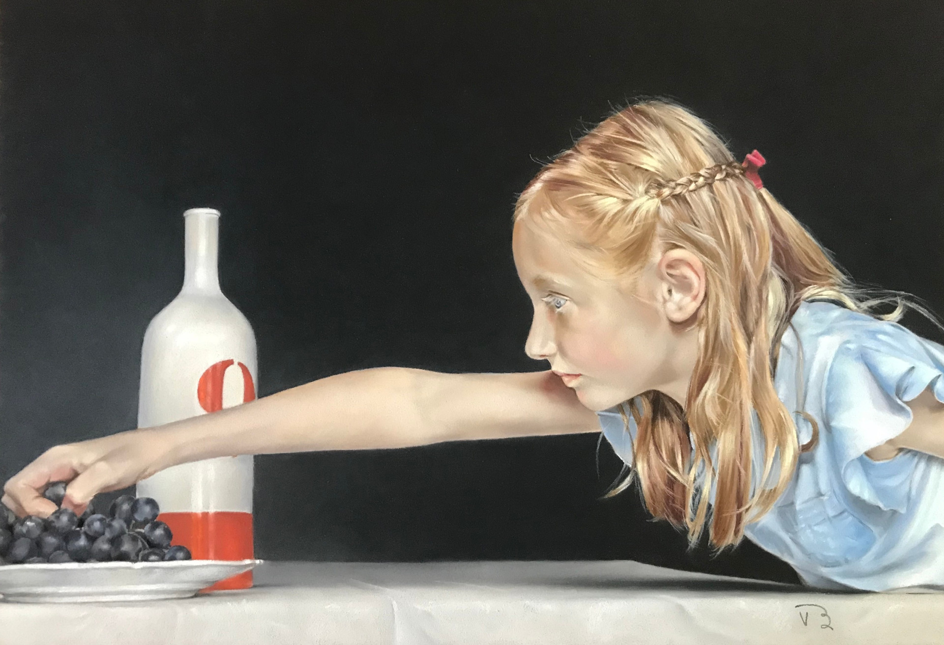 """La Petite Grappilleuse"""