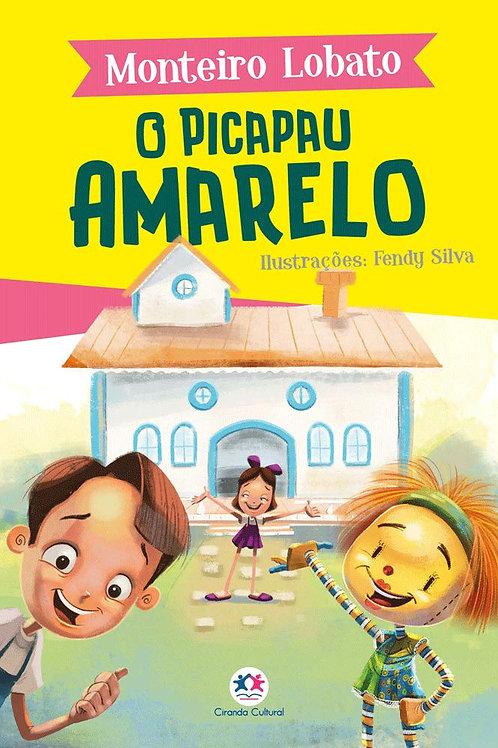 Monteiro Lobato - O Picapau Amarelo