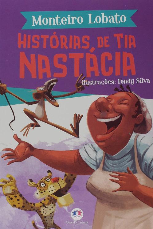 Monteiro Lobato - Histórias de Tia Anastácia