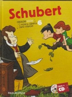 Schubert - Livro + CD