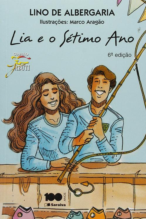 Lia e o Sétimo Dia - Coleção Jabuti
