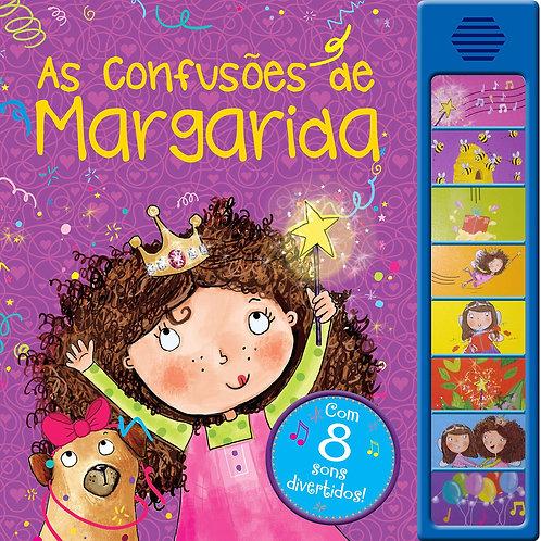 Livro Sonoro - As Confusões de Margarida