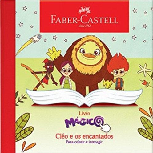 Cléo e os Encantados - Livro Mágico