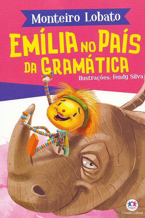 Monteiro Lobato - Emília no País da Gramática