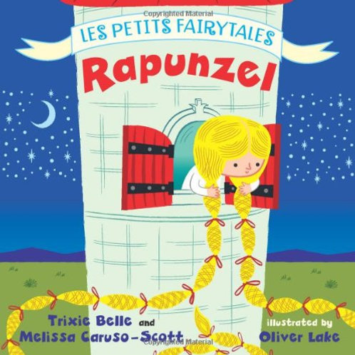 Rapunzel - Les Petits Fairytales