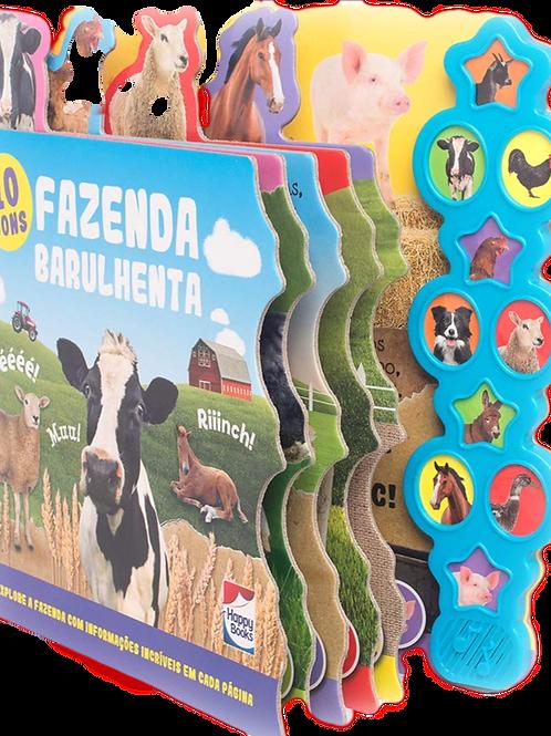 Livro Sonoro - Fazenda Barulhenta