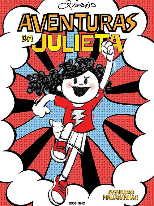 Aventuras de Julieta - Ziraldo