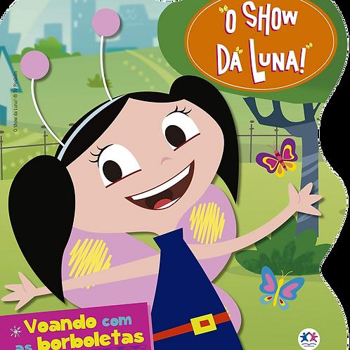 Livro Cartonado - O Show da Luna