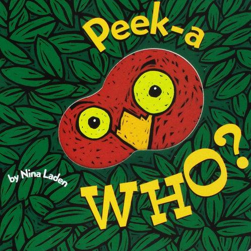 Peek-a - Who?