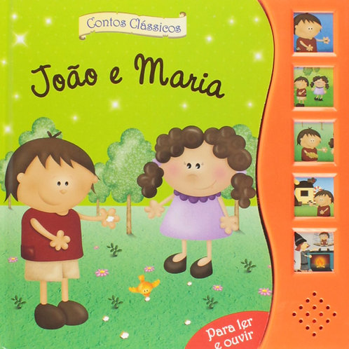 Livro Sonoro - João e Maria