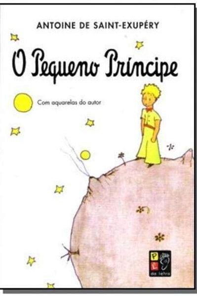 O Pequeno Príncipe - Capa Dura