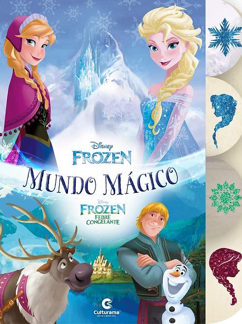 Mundo Mágico Frozen - Cartonado