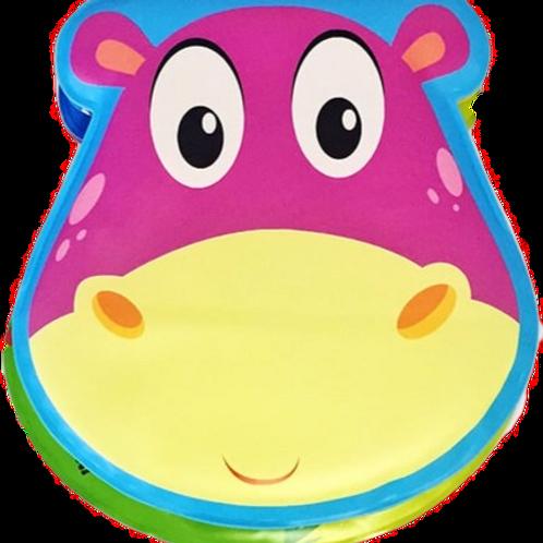 Livro de Banho - Bebê Hipopótamo