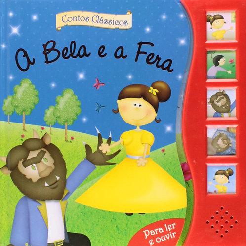 Livro Sonoro - A Bela e a Fera