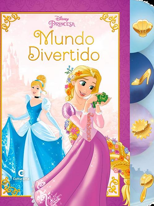 Mundo Divertido Princesas - Cartonado