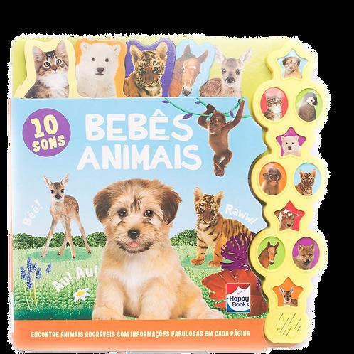 Livro Sonoro - Bebês Animais