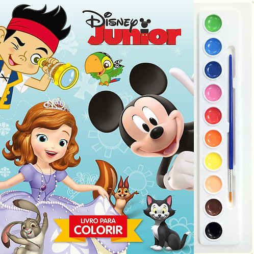 Aquarela Disney Júnior