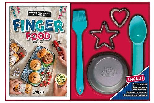 Kit Finger Food - Receitas para Dividir com Amigos