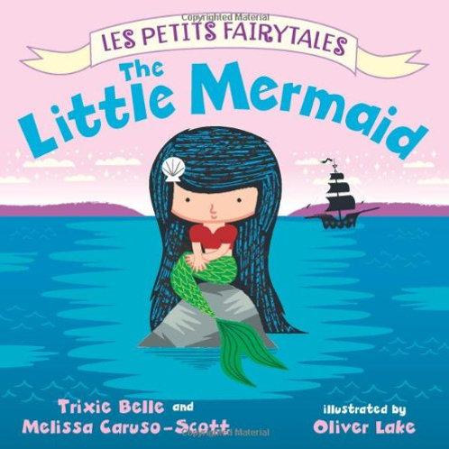 The Little Mermaid - Les Petits Fairytales
