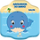 Thumbnail: Amiguinhos Do Banho - Baleia