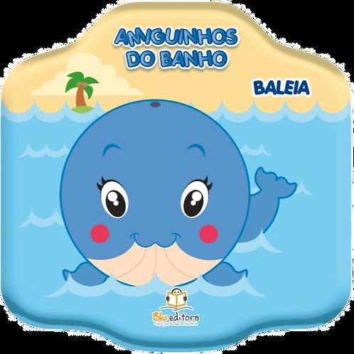 Amiguinhos Do Banho - Baleia