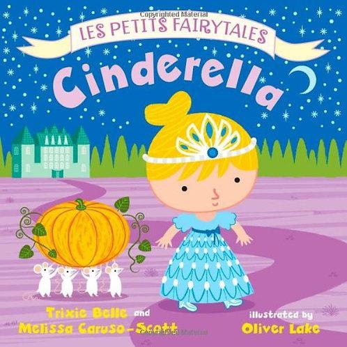Cinderella - Les Petits Fairytales