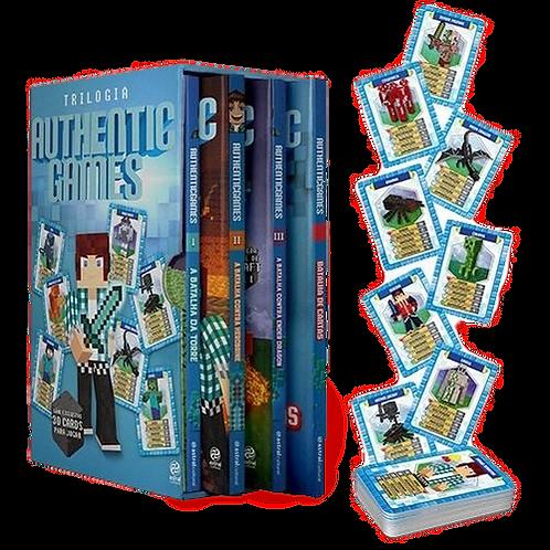 Authentic Games - Box Trilogia