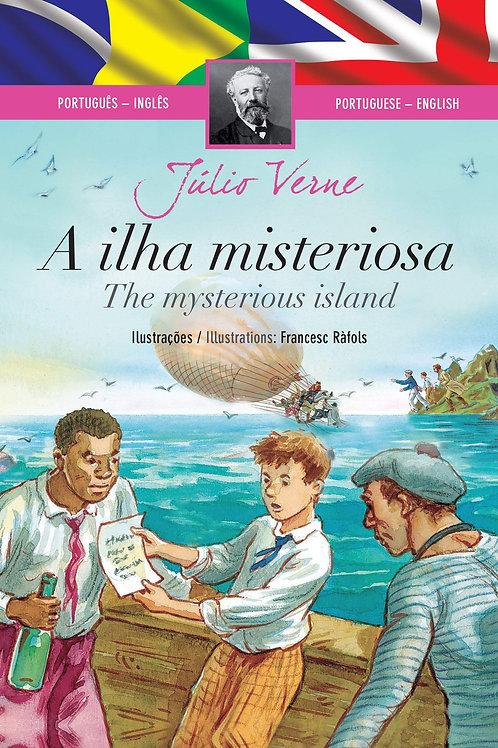 A Ilha Misteriosa - Português-Inglês