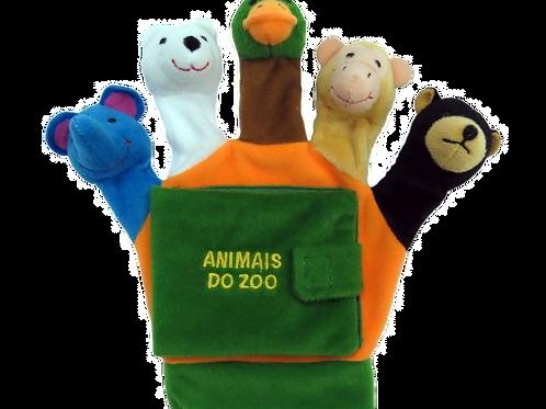 Luvinha - Animais do Zoo